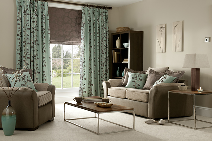 Curtains and Blinds - The Halesworth Carpet Shop Ltd